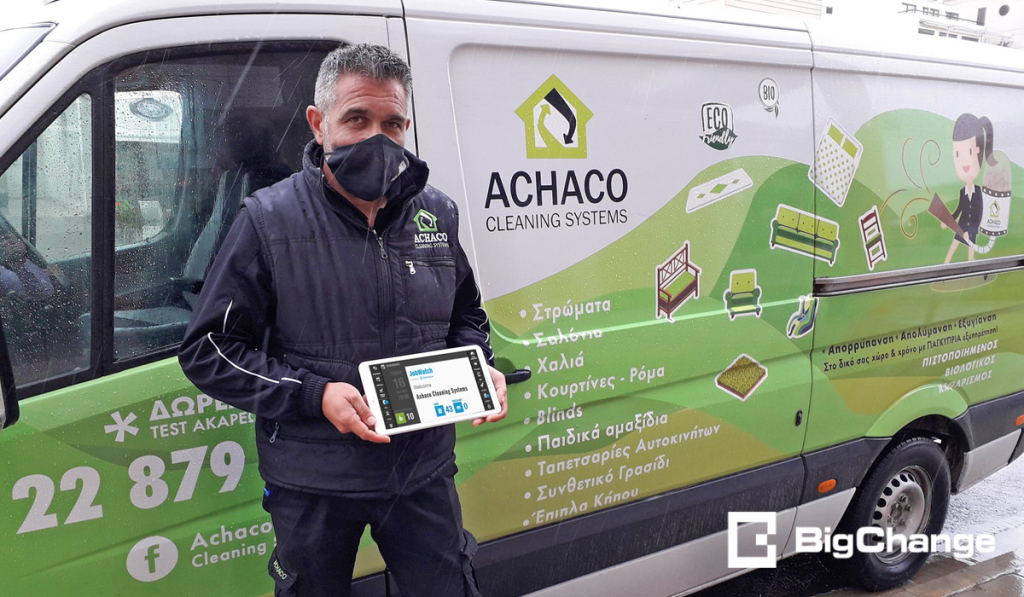 Achaco Cleaning Systems