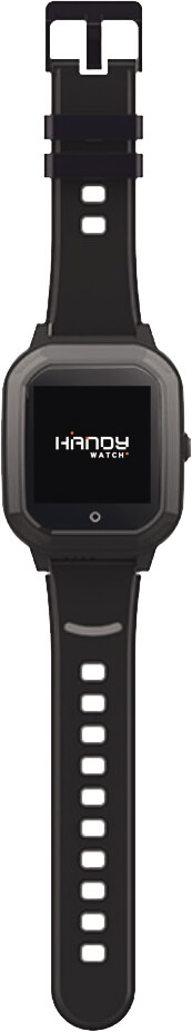 Handy Watch Black