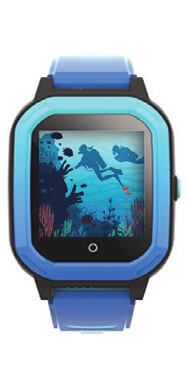 Handy Watch Face - Blue
