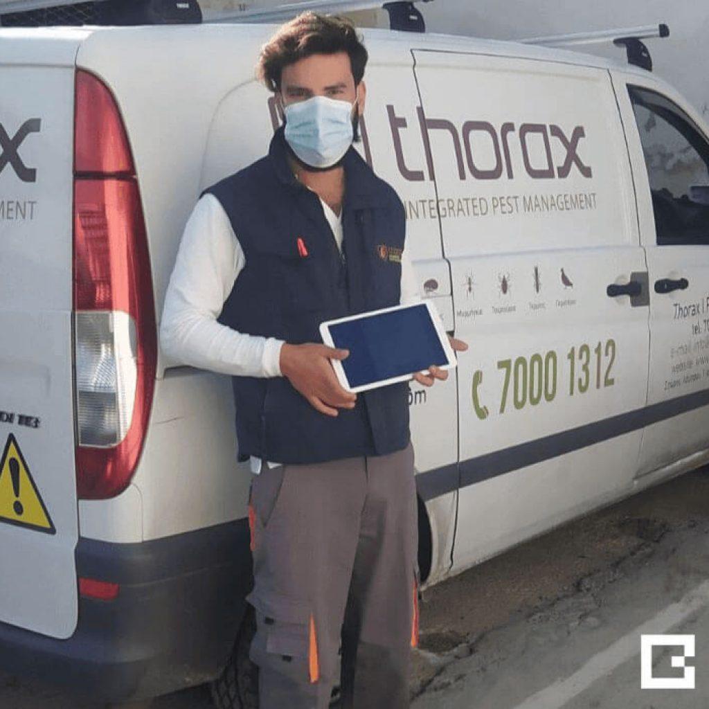 THORAX Integated Pest Management